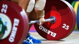 рывок в тяжелой атлетике